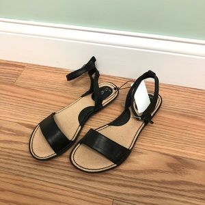 B.O.C Sandals: Black (PM1214)